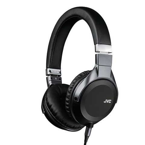 JVC 杰伟世 HA-SS02 Hi-Resolution Audio 头戴式耳机